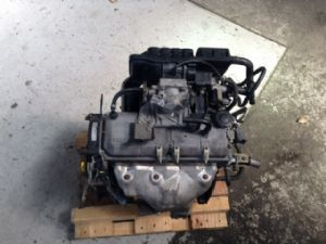 Ford Festiva DW1031 08/96 - Engine Assembly