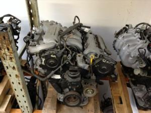 Mazda 626 GE10S2 05/94-06/97 Engine Assembly