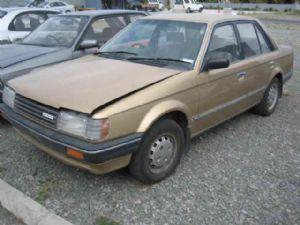 Mazda 323 BF1062 10/87-06/89