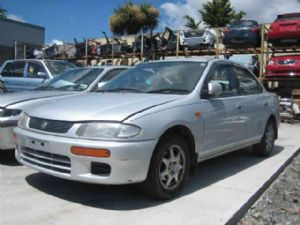 Mazda 323 BH