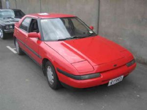Mazda Astina BG10P1 10/89-06/94