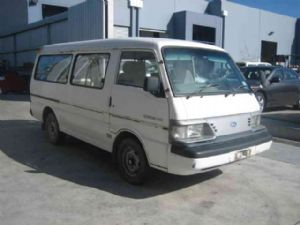 Ford Econovan 96-99 11/96-06/99