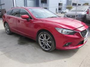 Mazda Atenza GJ 2012-2016