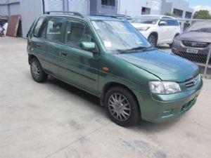 Mazda Demio DW 1996-2002
