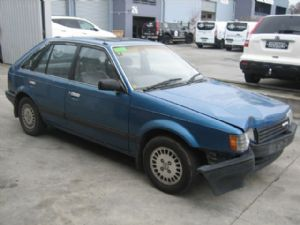 Mazda 323 BF1061 05/85-09/87