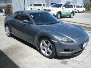 Mazda RX8 FE1031 07/03 -
